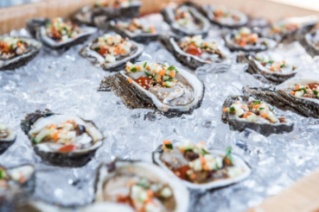 OYSTER COOK OFF AND CRAFT BEER